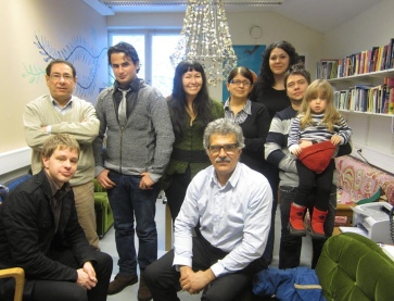 Multilingual writers group - Turku