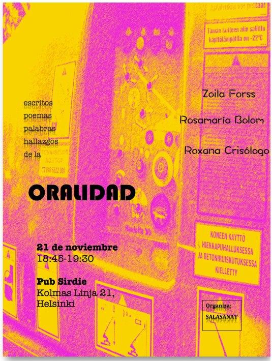 Oralidad 21.11.2013
