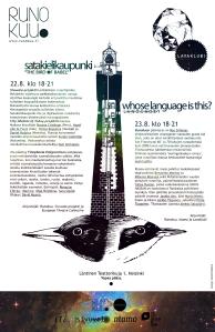 Runokuu-Satakielikaupunki_Poster