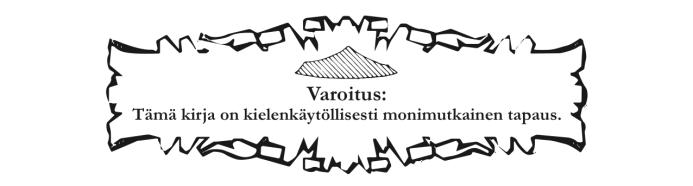 Cartonero Book Finland