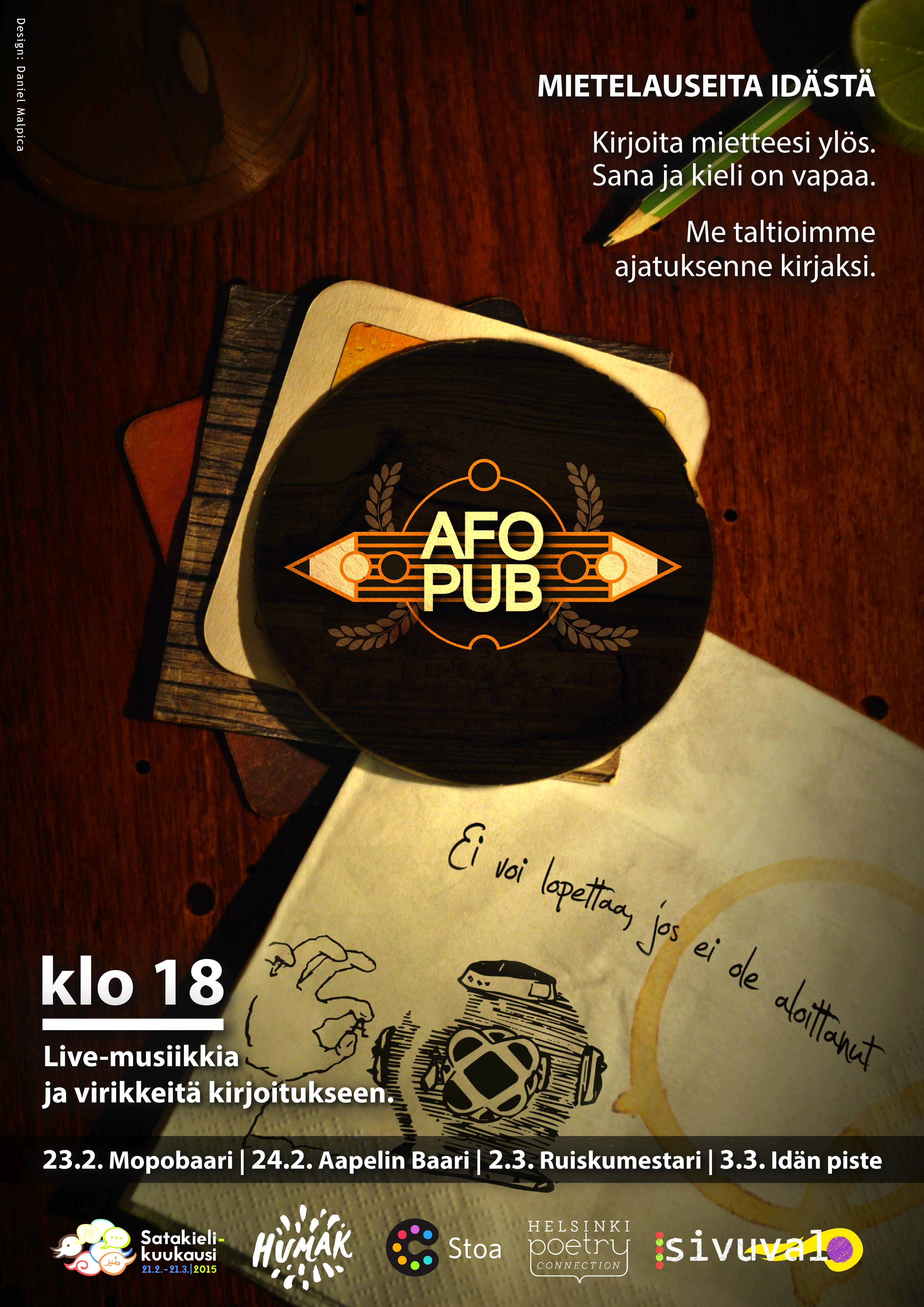 AfoPub-Poster
