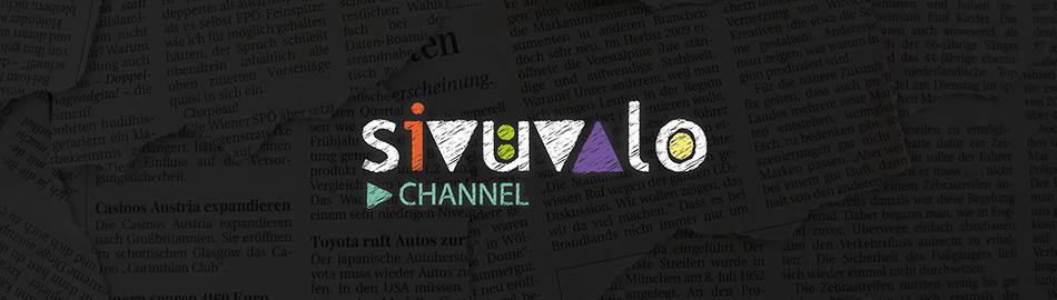 SivuvaloChannel WebPage
