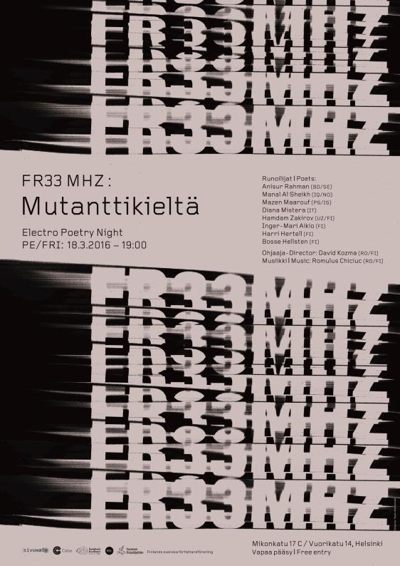 FreeMHZ_Mutanttikieltä