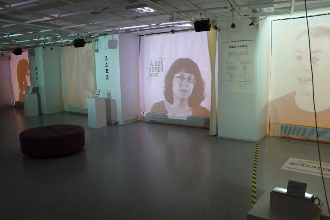 Mutanttikieltä exhibition