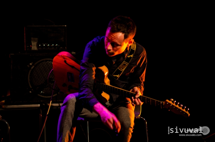 German guitar player Moritz Cartheuser [Photo by: Jaime Culebro]